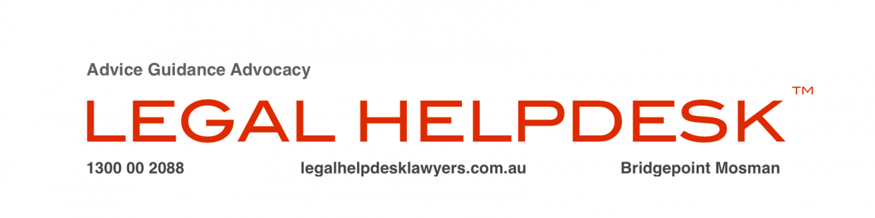 Legal Helpdesk Lawyers 1300 002088